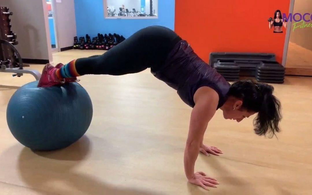 MOCO Workout: The Ball Pike